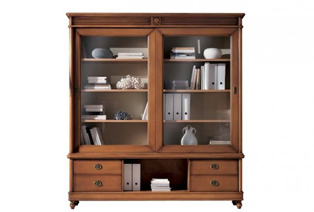 Bookcase L 203 / Base L 201